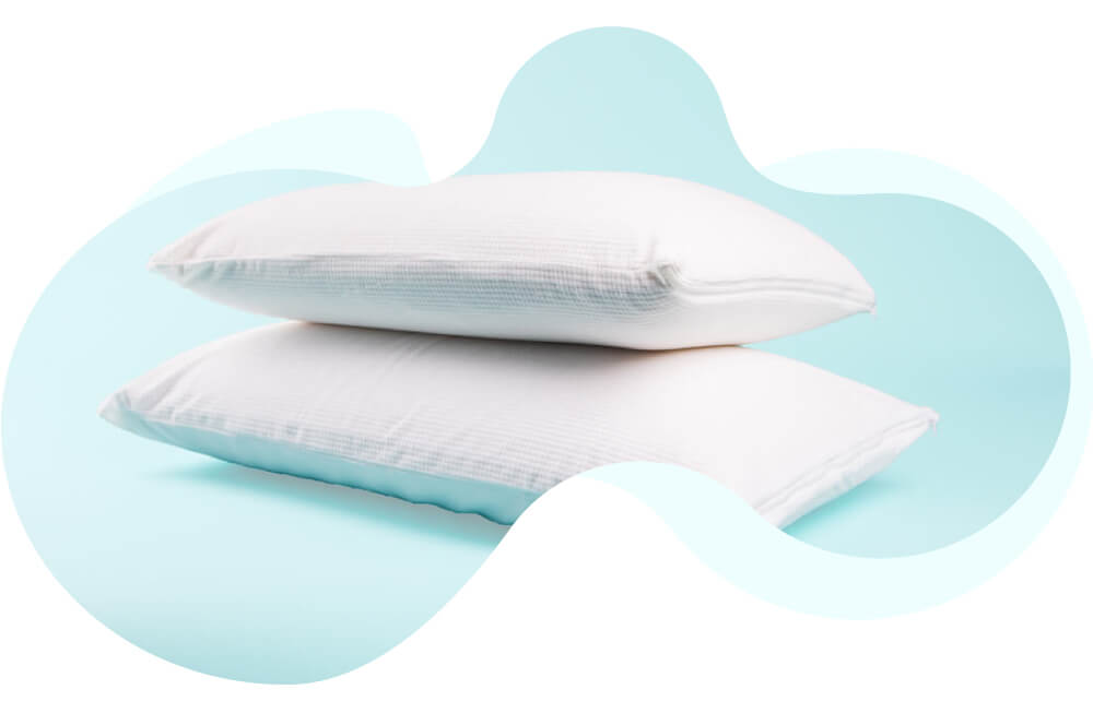 Industry leading pillows for comfort and satisfaction