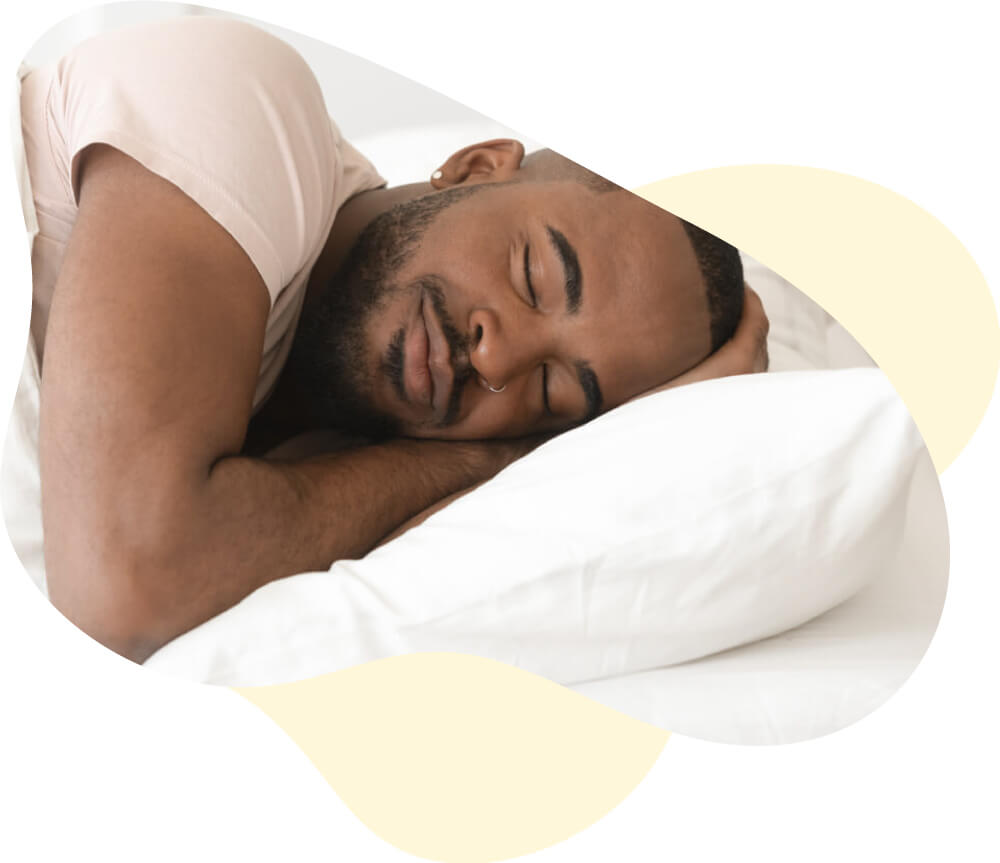 sleep well on a Foam King pillow