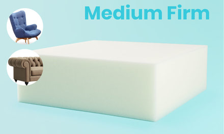 Medium Firm Foam